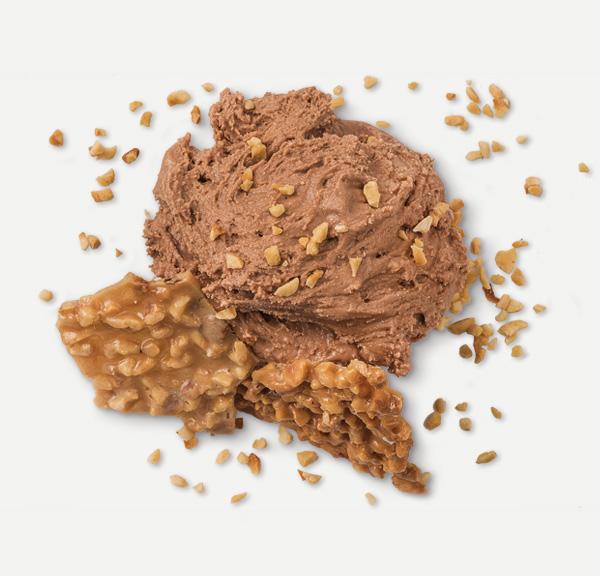 Cioccolato del dottore - Croccante di nocciole con cioccolato