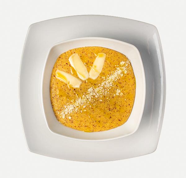 Polenta di formenton 8 file con formaggio